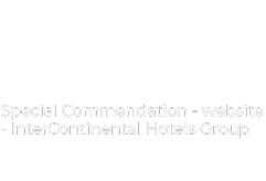HMA Awards - Special Commendation - website - InterContinental Hotels Group